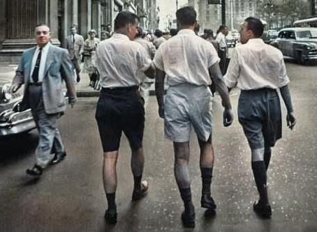 Шорты: короткая история коротких штанишек