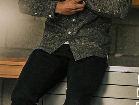 Черный день: с чем и как носить черные джинсы