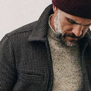 Мужской капсульный гардероб на осень