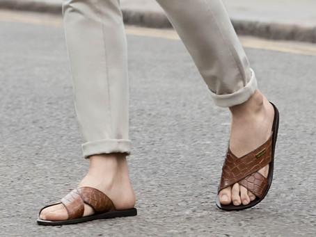 С чем и как носить сандалии