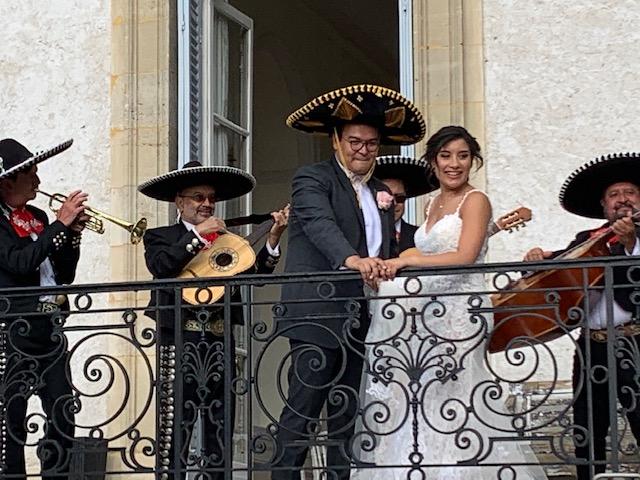Marie et José Manuel