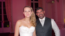 Mariage Julia et Jean Claude