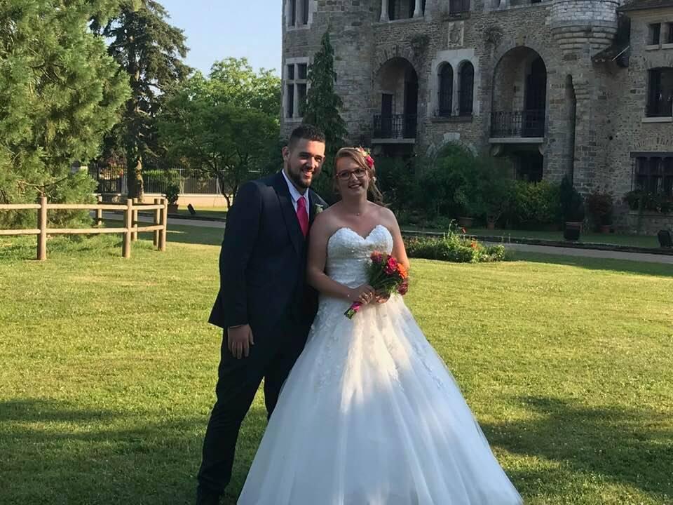 Mariage Gwladys et Kevin