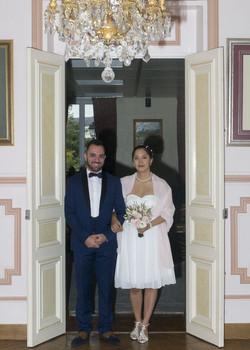 Mariage Christina et Nicoles