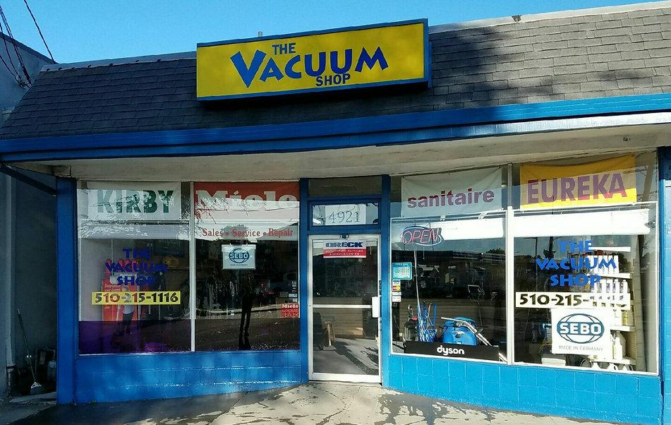 The Vacuum Shop in Richmond Ca4921 McBryde AveRichmond, CA 94805