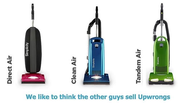 Simplicity Vacuum Cleaner Dealer in Hercules CA