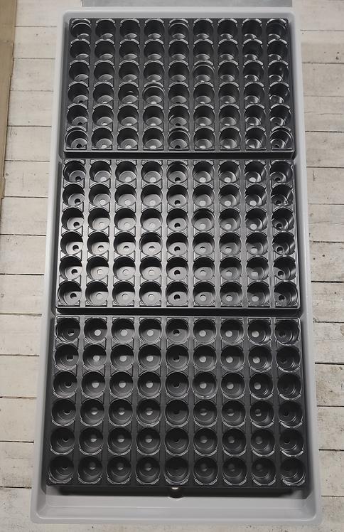 Рассадная кассета с бортом 54 ячейки