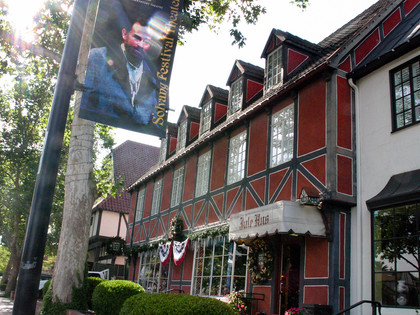 Solvang – Step into a Fairytale