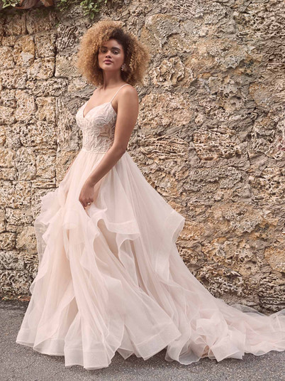 Timbrey by Maggie Sottero   Rebecca's   Louisville, KY