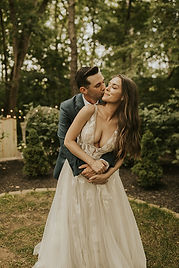 Willowby Galatea | Real Bride | Rebecca's Wedding Boutique (Louisville, KY)