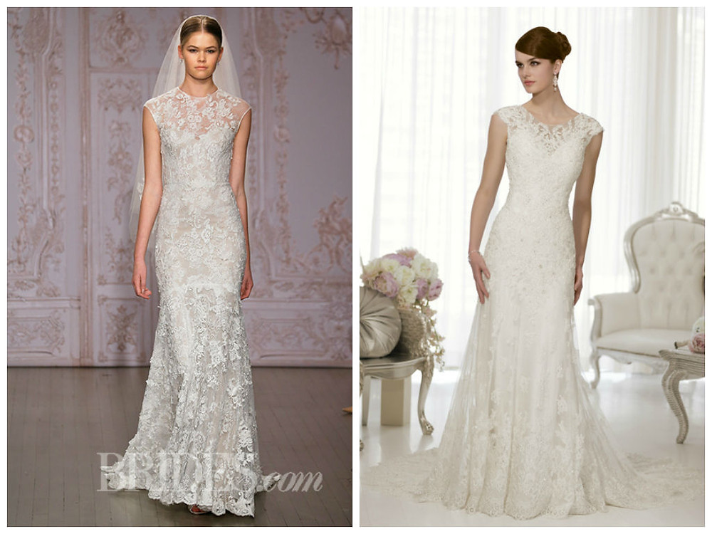 Designer Look:                                                    Rebecca's Pick: Monique Lhuillier $$$$$                                Essense of Austrailia $$
