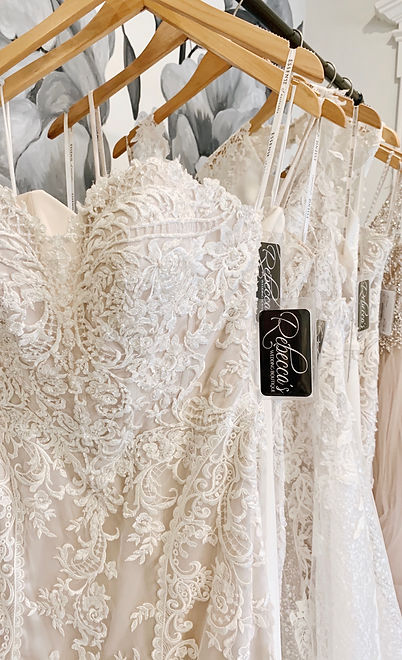 Sample Sale | Discount Bridal Gowns at Rebecca's in Louisville, Kentucky