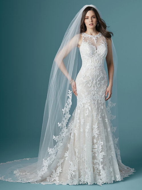 """""""Leah"""" by Maggie Sottero"""