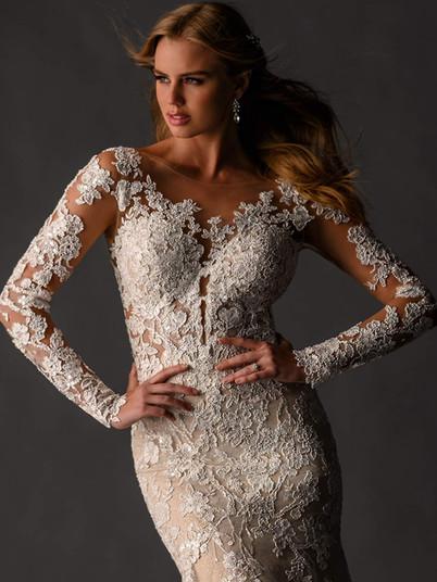 1119 Martina Liana   Rebecca's   Wedding Dresses Louisville, KY