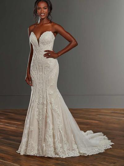 1187 Martina Liana   Rebecca's   Wedding Dresses Louisville, KY