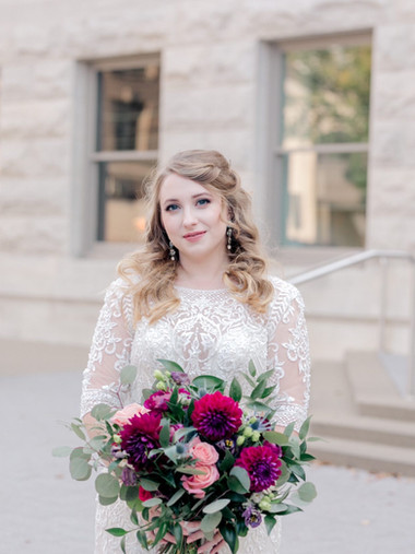 #Rebecca's Bride Heather