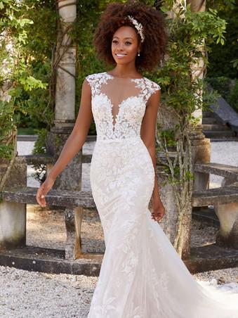 Brinkley by Morilee | Feminine Lace Wedding Dress