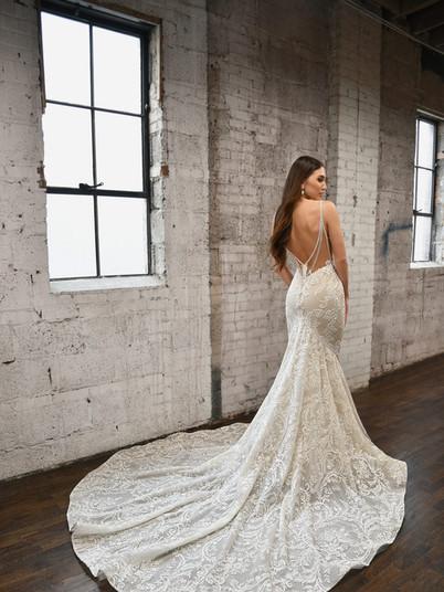 1348 Martina Liana   Rebecca's   Wedding Dresses Louisville, KY