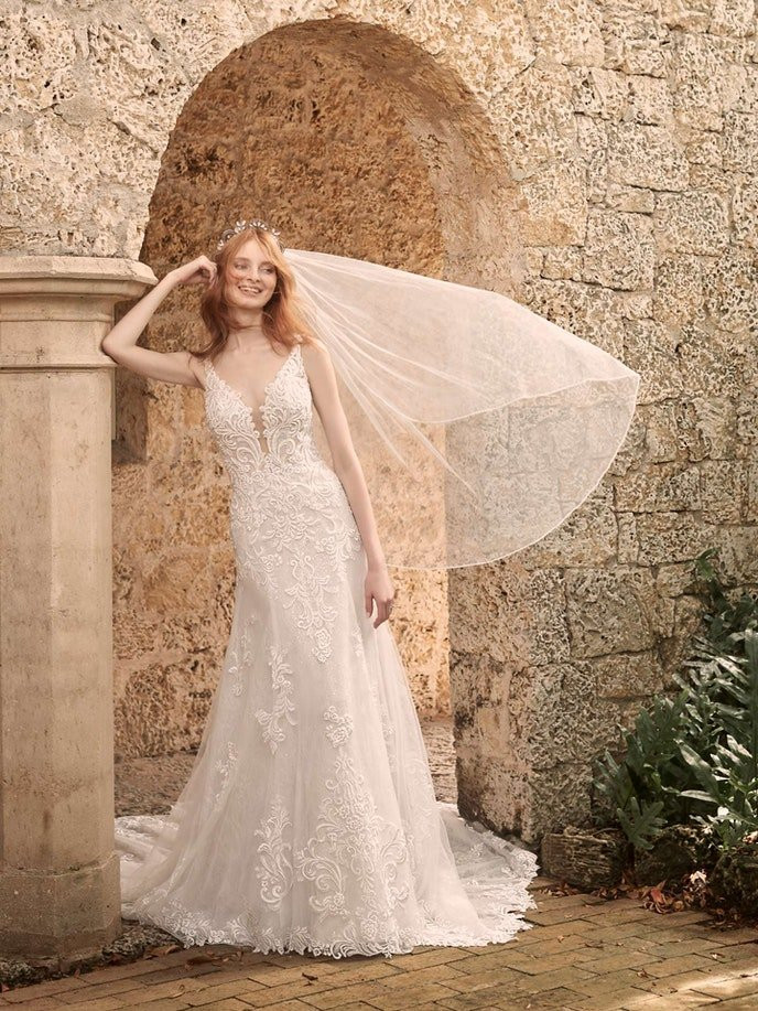 Johanna by Maggie Sottero |