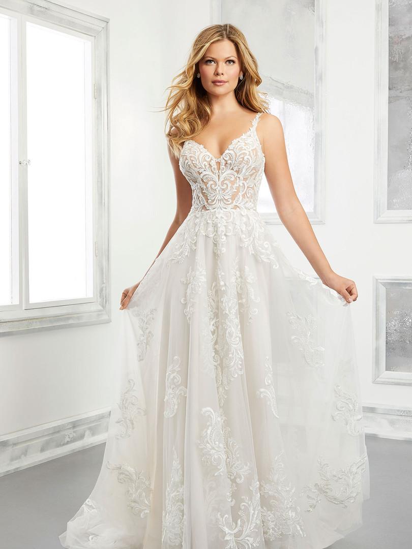 Brenda by Morilee | A-line Wedding Dress