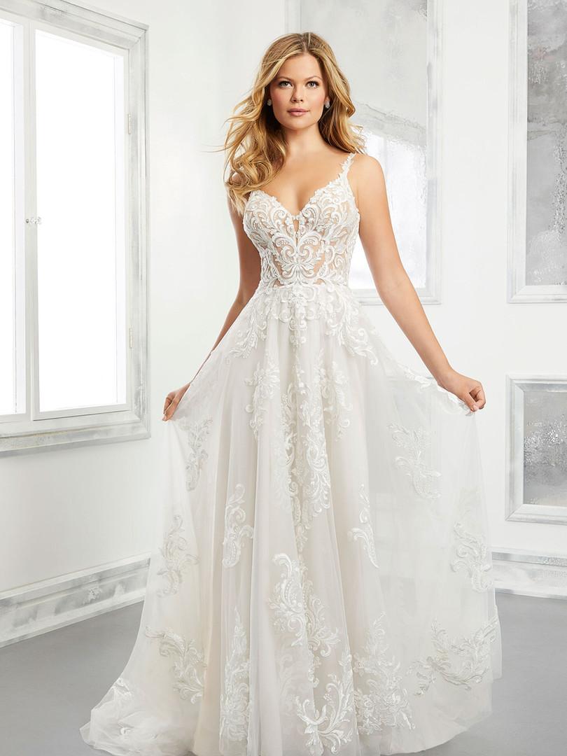 Brenda by Morilee   A-line Wedding Dress