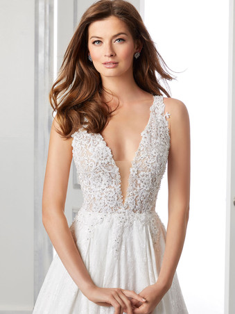 Betsey by Morilee | Beaded Lace A-line