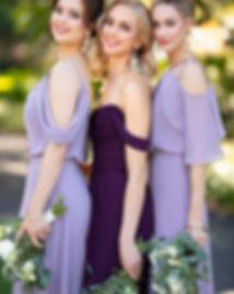 Sorella Vita Bridesmaids dresses at Rebecca's Louisville
