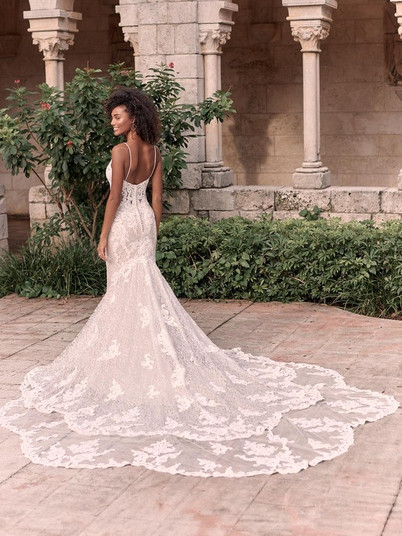 Tuscany Royale by Maggie Sottero   Rebecca's   Louisville, KY