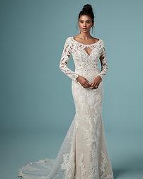 Maggie Sottero Cheyenne Long Sleeve Wedding Dress in Kentucky