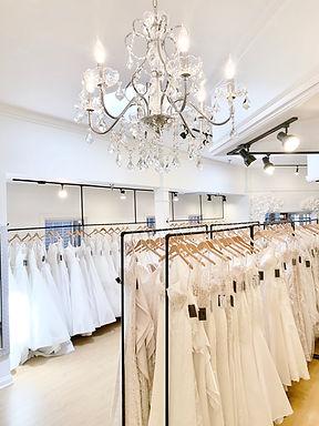 Rebecca's Bridal Showroom | Louisville Wedding Boutique