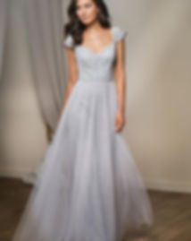 Jasmine B2 Belsoie Bridesmaids dress at Rebecca's Louisville