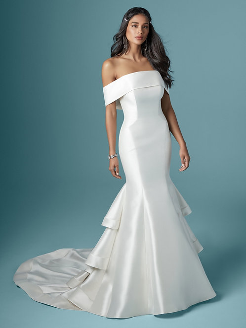 """""""Justine"""" by Maggie Sottero"""