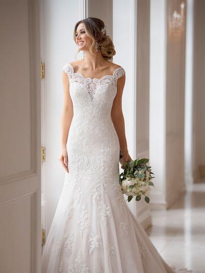 6569 Stella York | Rebecca's | Wedding Dresses Louisville, KY