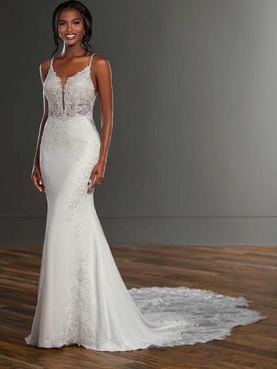 1165 Martina Liana   Rebecca's   Wedding Dresses Louisville, KY