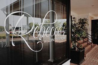 Rebecca's Wedding Boutique | Louisville, KY