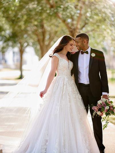 1258 Martina Liana   Rebecca's   Wedding Dresses Louisville, KY