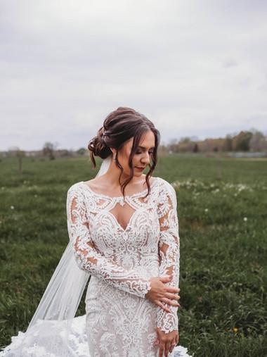 #RebeccasBride Tiffany