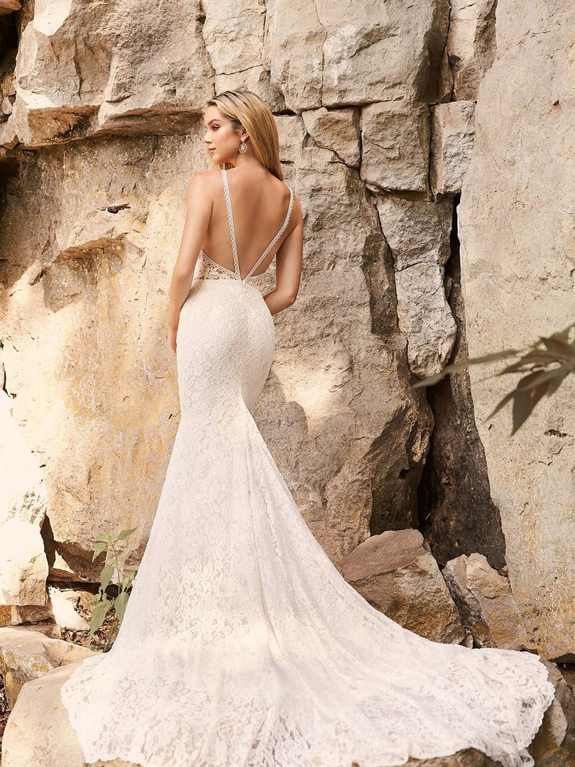 2330 Mikaella | Sexy All Lace Boho Dress