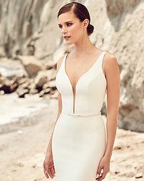 Modern 2107 Mikaella Bridal Dress at Rebecca's