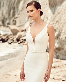 Modern 2107 Mikaella Bridal Dress at Rebecca's