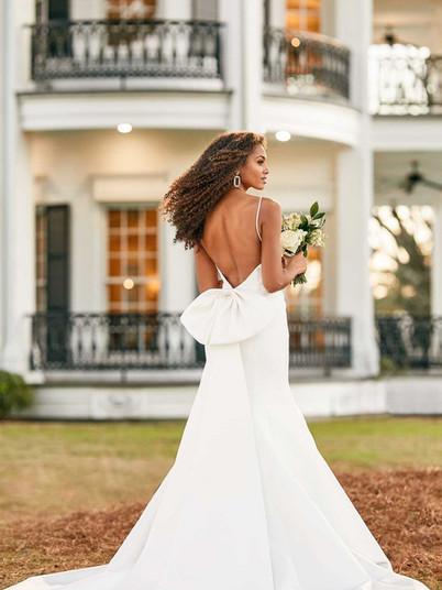 1254 Martina Liana   Rebecca's   Wedding Dresses Louisville, KY