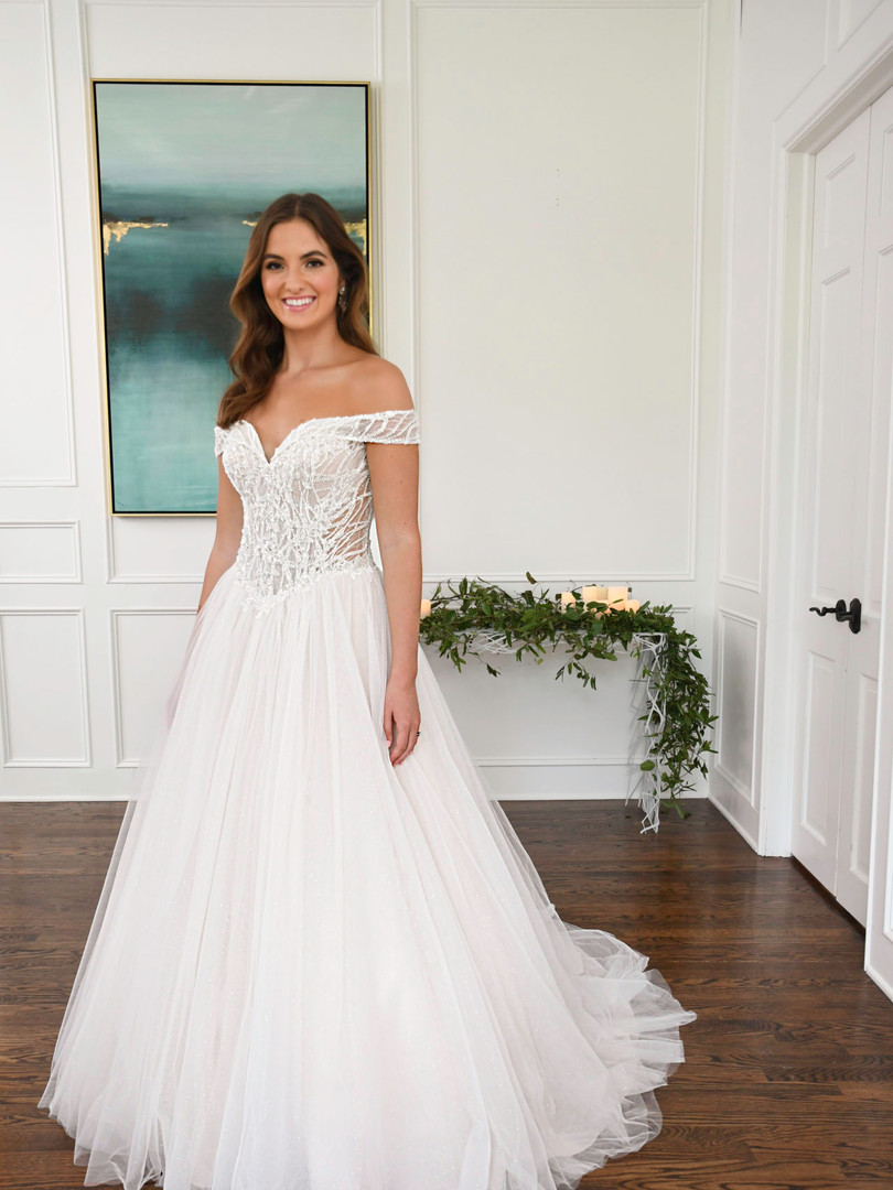 D3288 Essense | Princess Ballgown
