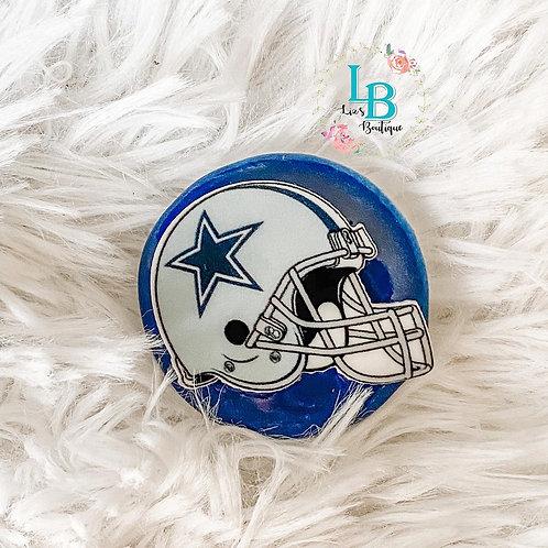 Football Cowboys phone grip