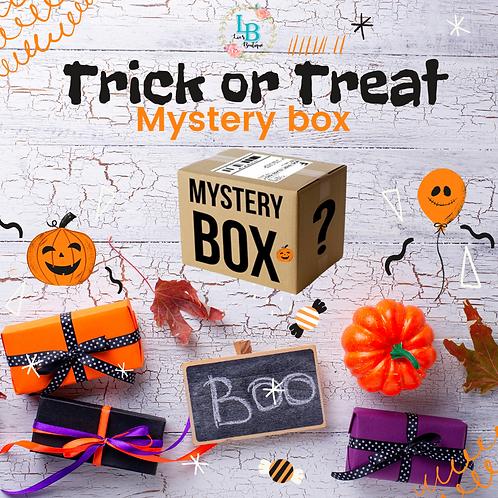 Halloween Mystery box