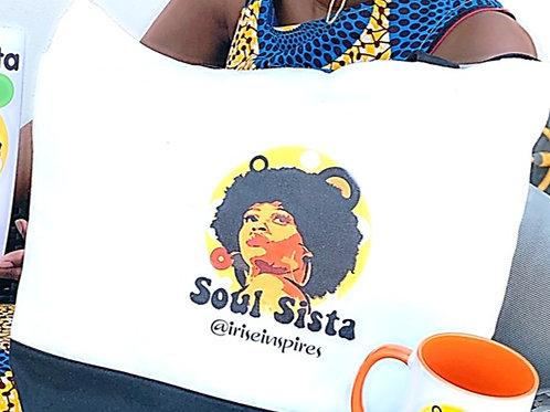Soul Sista Tote Bag