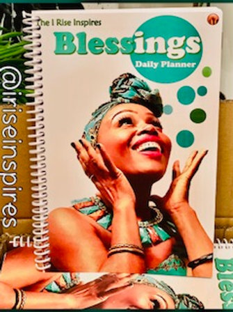 The Blessings Daily Planner