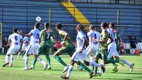 Limón FC empata contra el colero Universitarios