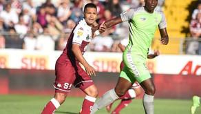 Limón FC saca un importante punto ante el Deportivo Saprissa.