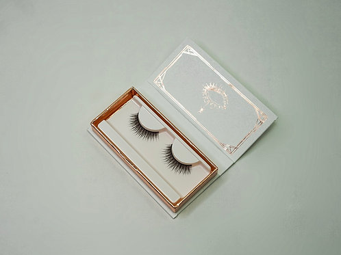 Luxurious Silk Lashes - Voluminous