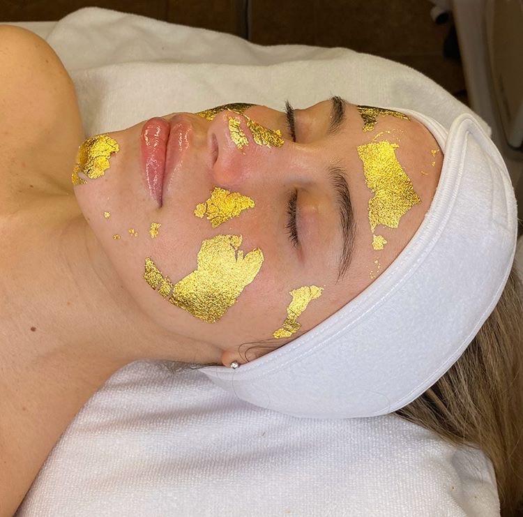 Estheticians facials